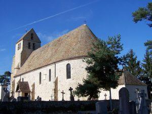 église grosrouvre