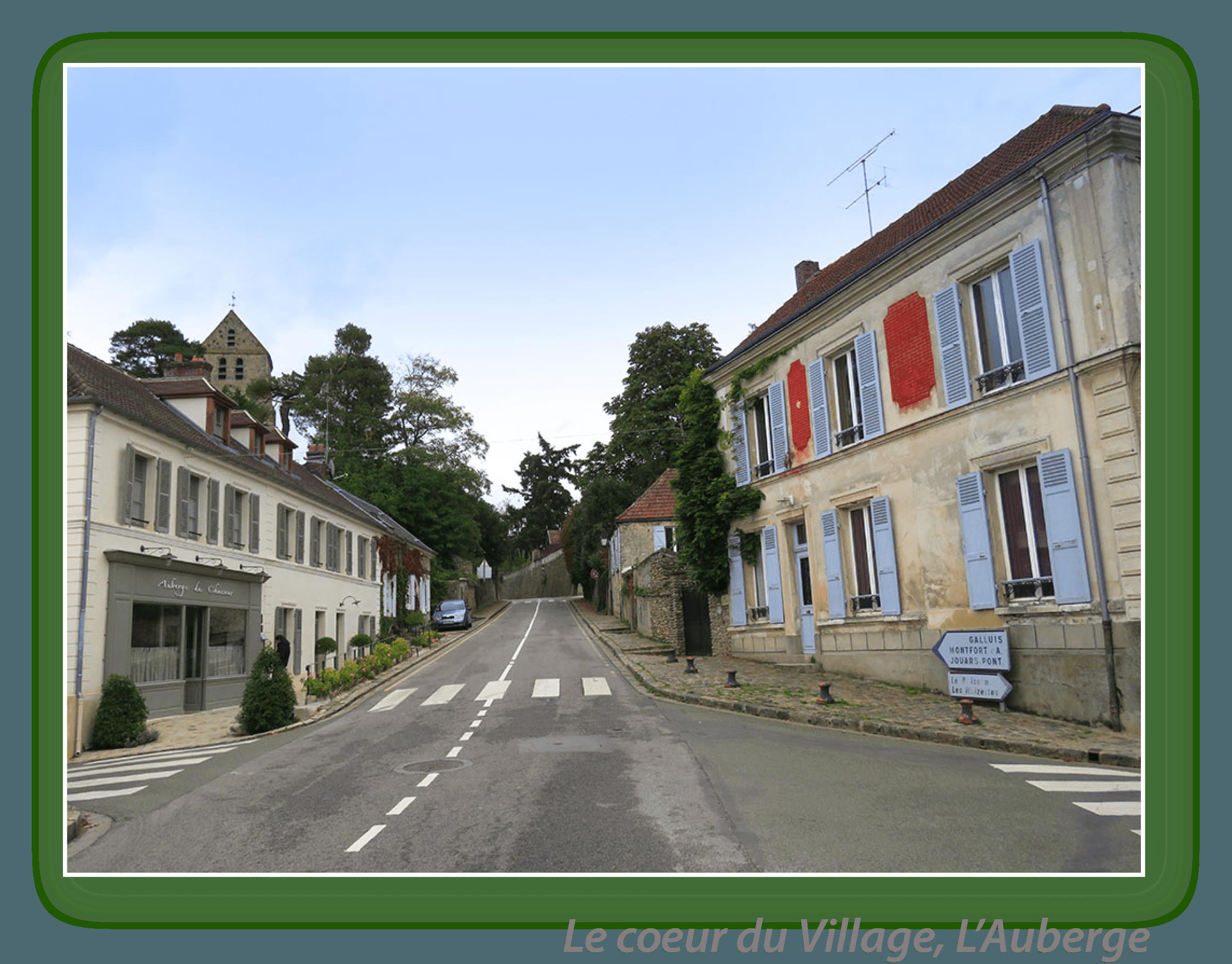 coeur-village-auberge